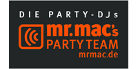 Logo Mr. Mac Party Team